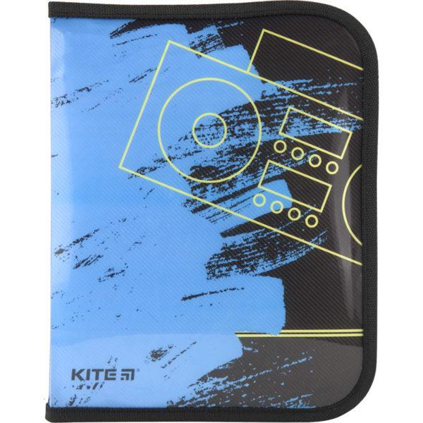 Папка для тетрадей пластиковая Be sound В5, на молнии, K18-203-3