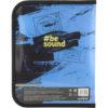 Папка для тетрадей пластиковая Be sound В5, на молнии, K18-203-3 35932