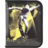 Папка для тетрадей пластиковая Cool Skateboarder В5, на молнии, K18-203-4