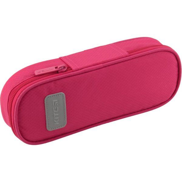 Пенал Smart 23x8x5,5см, 1 отдел., 1 отв., без наполн. K19-602-1, розовый