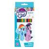 Карандаши цветные шестигранные My Little Pony 12 цветов, LP19-051