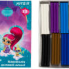 Пластилин восковый, 12 цветов, 240 г. Shimmer&Shine SH18-1086 36010