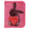 Папка для тетрадей пластиковая Studio Pets В5, на молнии, SP19-203