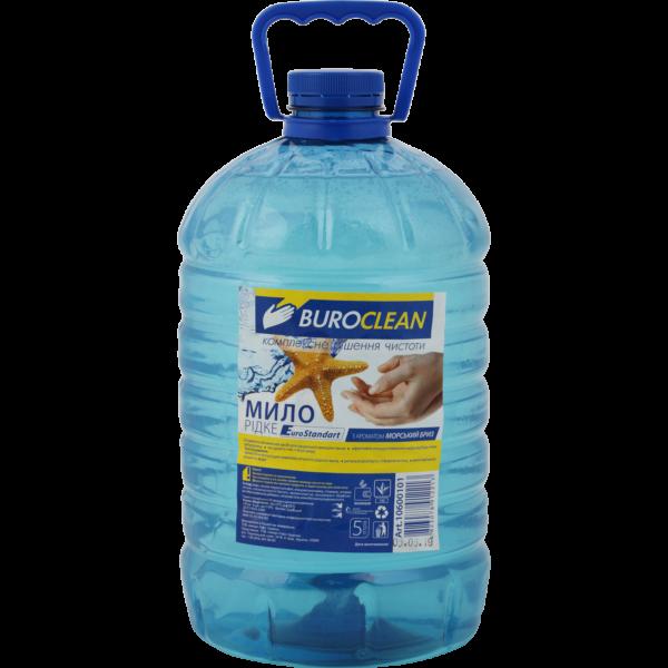 Мыло жидкое EuroStandart 5л, Морской бриз