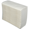Полотенца целлюлозные Z-сложение, 210х240мм, 200 шт, белые, 2-х слойные