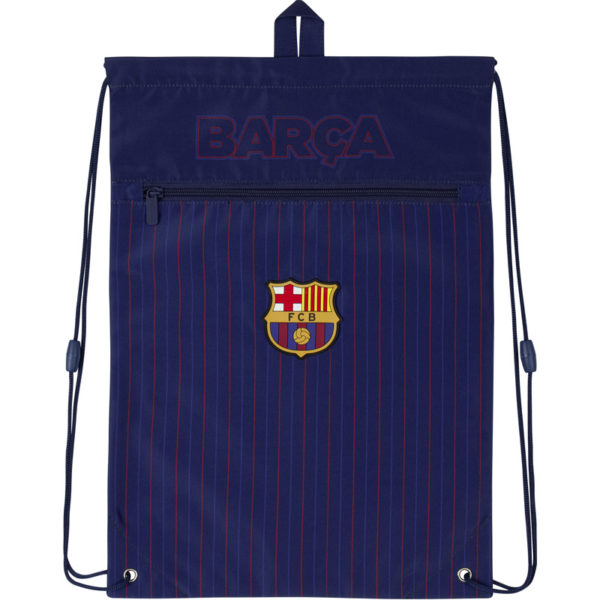 Сумка для обуви с карманом Kite FC Barcelona BC20-601M