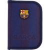 Пенал Kite FC Barcelona 19,5x13x3,7см, 1 отделение, 2 отворота, без наполнения BC20-622