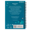 Блокнот на пружине Kite Hello Kitty А6, 80 листов, клетка HK19-226 38766