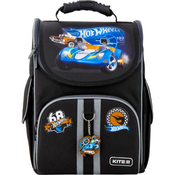 Рюкзак школьный каркасный Kite Education Hot Wheels HW20-501S-1
