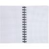 Блокнот на пружине Kite Be Sound-1 А5, 80 листов, клетка  K19-197-1 38742