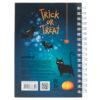 Блокнот на пружине Kite Halloween А5-, 80 листов, точка K19-350-1 38771