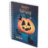 Блокнот на пружине Kite Halloween А5-, 80 листов, точка K19-350-1 38772