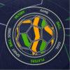 Рюкзак школьный каркасный Kite Education Football K20-501S-2 37934