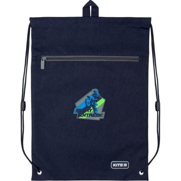 Сумка для обуви с карманом Kite Extreme K20-601M-8