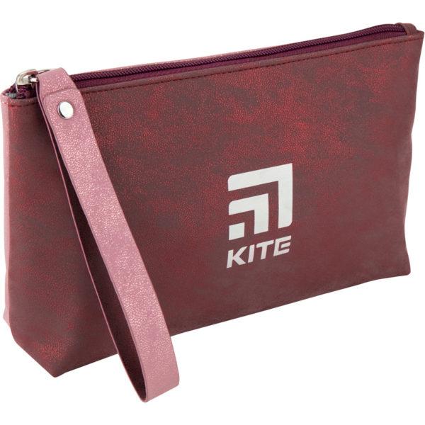 Косметичка двухцветная с ручкой Kite 26x13x6,5 см, 1 отделение, K20-609-1