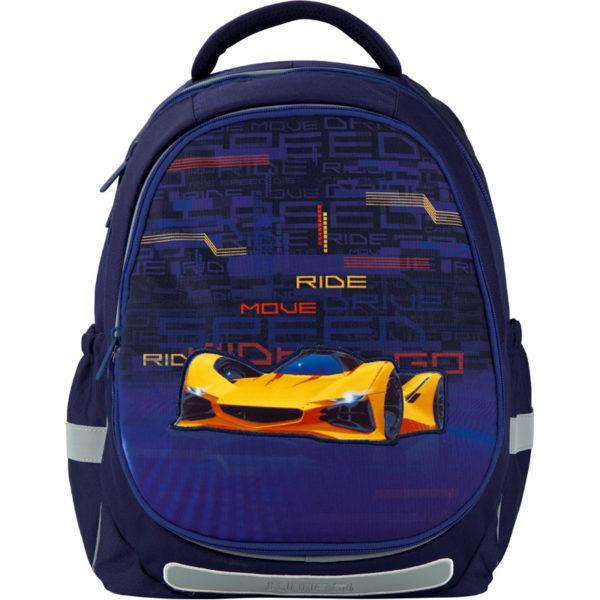 Рюкзак школьный Kite Education Fast cars K20-700M(2p)-4