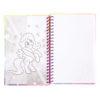Блокнот на пружине Kite My Little Pony А5, 80 листов, нелинованный LP19-221 38727