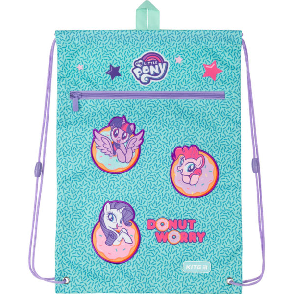 Сумка для обуви с карманом Kite My Little Pony LP20-601M-1
