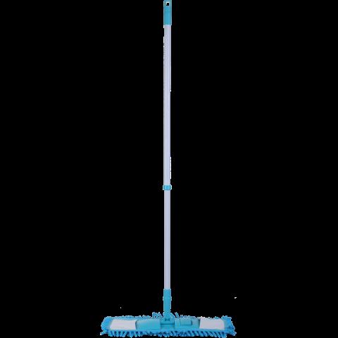 Швабра плоская Buroclean телескопическая