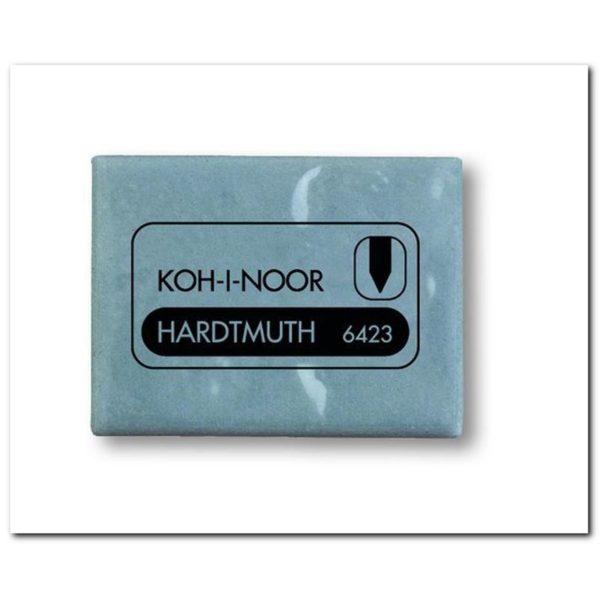 Ластик – клячка KOH-I-NOOR для художественных работ, натуральный каучук, экстра мягкий, 6423018004KD