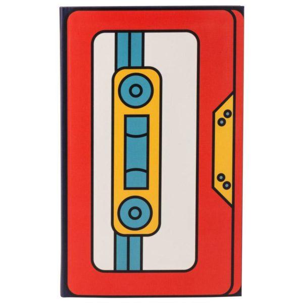 Записная книжка детская Kite BeSound-2 K19-260-4, В6, 80 листов, гибкая обложка, в клетку