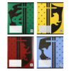 Тетрадь школьная Kite Harry Potter, 18 листов, клетка HP20-236-1
