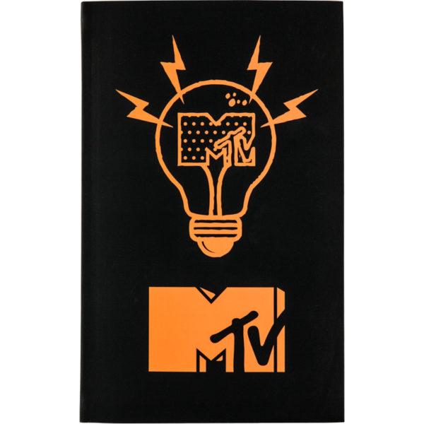 Записная книжка детская Kite MTV, В6, 80 листов, гибкая обложка, в клетку MTV20-260-1