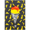 Блокнот Kite Fries, сквиш, А5, 80 листов, клетка K20-284-2