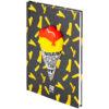 Блокнот Kite Fries, сквиш, А5, 80 листов, клетка K20-284-2 39585