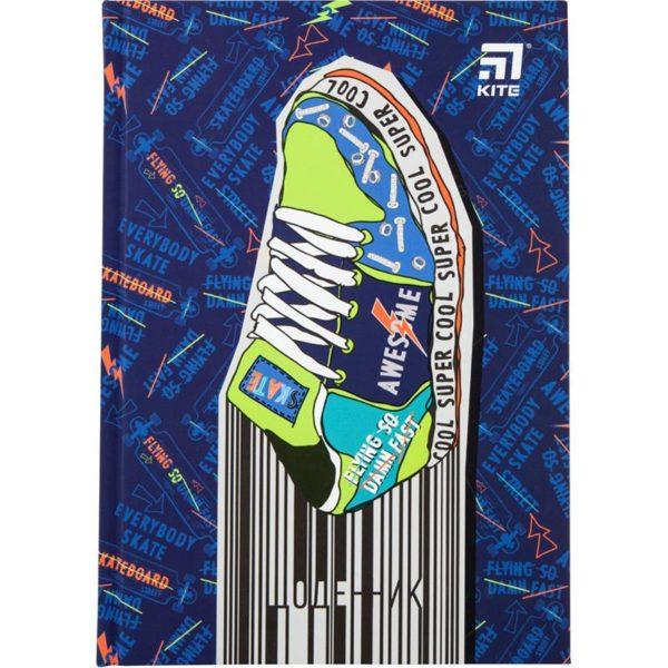Дневник школьный Skate 165х230мм, твердая обложка K20-262-5