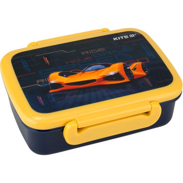 Ланчбокс Kite Racing car, 420 мл. K20-160-3