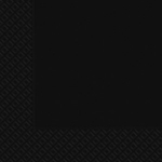 Салфетки 33х33 Марго черные 20шт