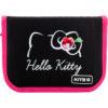Пенал Kite Hello Kitty-2 19,5x13x3,7см, 1 отделение, 1 отворот, без наполнения HK20-621-2