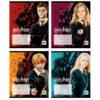 Тетрадь школьная Kite Harry Potter, 24 листов, клетка HP20-238