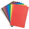 Картон цветной, односторонний Kite А4, 10 листов, 10 цветов, K19-255 40084