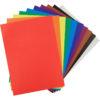 Картон цветной, односторонний Kite А5, 10 листов, 10 цветов, K17-1257 40091