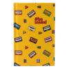 Записная книжка детская Kite BeSound K19-199-1, А6, 80 листов, твердая обложка, в клетку