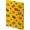 Записная книжка детская Kite BeSound K19-199-1, А6, 80 листов, твердая обложка, в клетку 39400