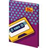 Записная книжка детская Kite BeSound K19-199-2, А6, 80 листов, твердая обложка, в клетку 40095