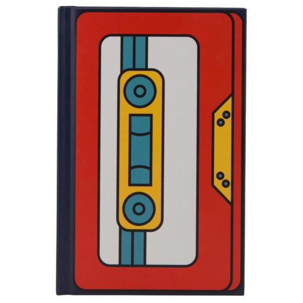 Записная книжка детская Kite BeSound K19-199-4, А6, 80 листов, твердая обложка, в клетку