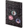 Записная книжка детская Kite BeSound K19-199-8, А6, 80 листов, твердая обложка, в клетку 40121