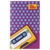 Записная книжка детская Kite BeSound-2 K19-260-2, В6, 80 листов, гибкая обложка, в клетку