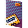 Записная книжка детская Kite BeSound-2 K19-260-2, В6, 80 листов, гибкая обложка, в клетку 39717