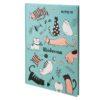 Дневник школьный Funny Cats 165х230мм, твердая обложка K19-262-4 39702