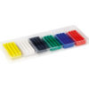 Пластилин восковый Kite 6 цветов, 120 г. Jolliers K20-081 39429