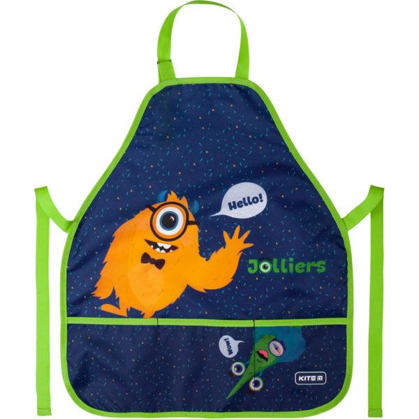 Фартук детский Kite Jolliers K20-161-6 + нарукавники