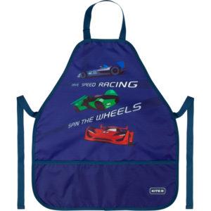 Фартук детский Kite Fast cars K20-161-9 + нарукавники