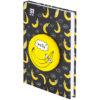 Блокнот Kite Banana, сквиш, А6, 80 листов, точка K20-285-2 38821