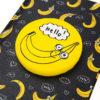 Блокнот Kite Banana, сквиш, А6, 80 листов, точка K20-285-2 38823