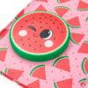 Блокнот Kite Watermelon, сквиш, А6, 80 листов, точка K20-285-4 39631